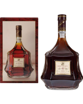 Royal Oporto Aged 40 Years Tawny 75cl