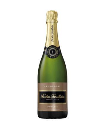 Nicolas Feuillatte Champagne Demi-Sec 75cl