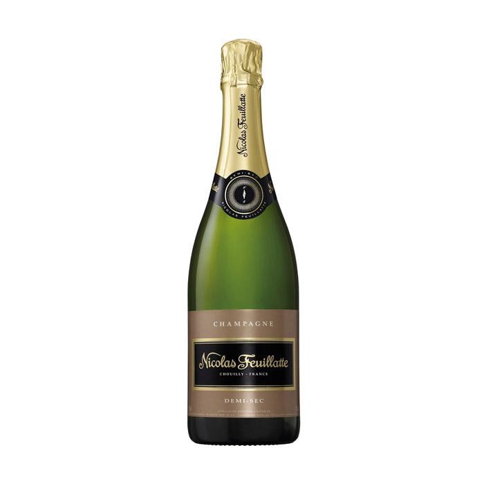 Nicolas Feuillatte Champagne Demi-Sec 75cl