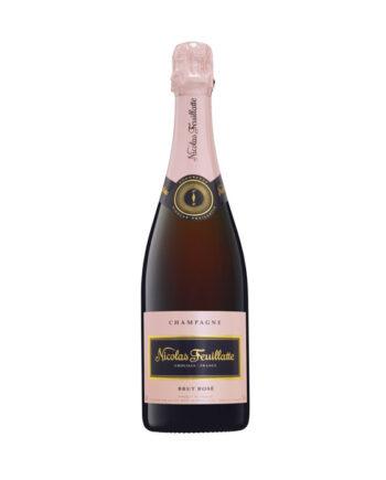 Nicolas Feuillatte Champagne Brut Rosé 75cl