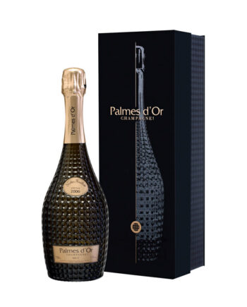Nicolas Feuillatte Palmes d'Or Brut Vintage 75cl giftbox