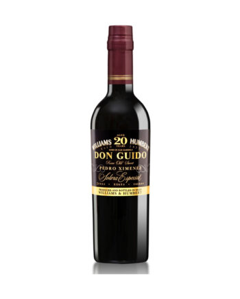 Don Guido 20YO Pedro Ximénez Jerez-Sherry 37.5cl