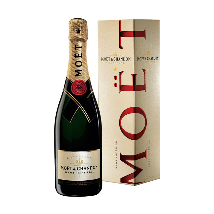 MOËT & CHANDON Brut Imperial 75cl Karbiga
