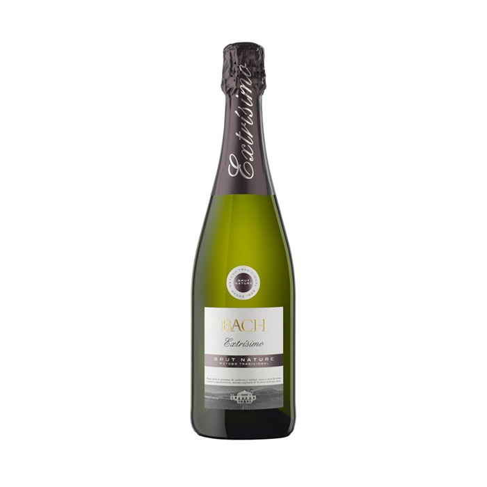 Bach Extrisimo Brut Nature 75cl