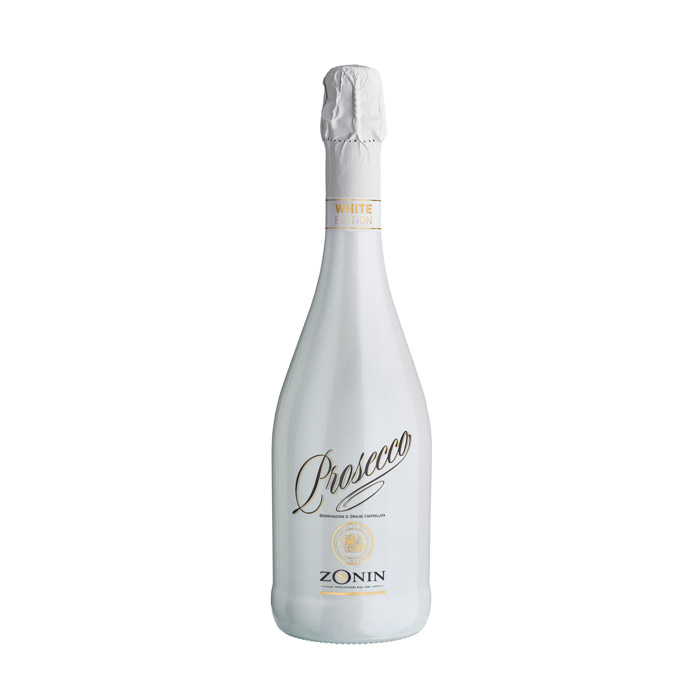 Zonin Prosecco White Edition Brut DOC 75cl