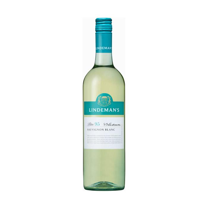 Lindemans BIN 95 Sauvignon Blanc 2015 ja 2016 75cl