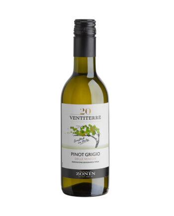 Zonin Ventiterre Pinot Grigio IGT 2016 25cl