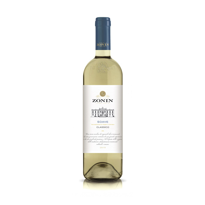 Zonin Soave Classico DOC 2016 75cl