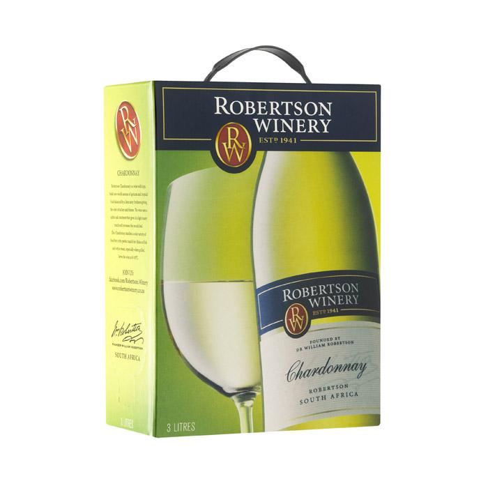 Robertson Chardonnay BIB 300cl