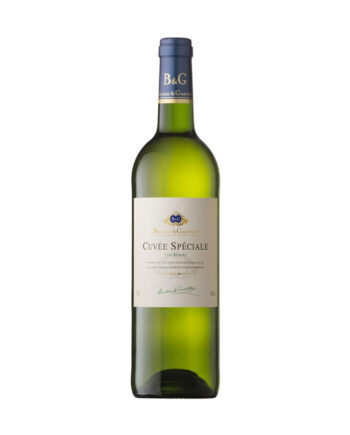 B&G Cuvee Speciale Blanc 75cl