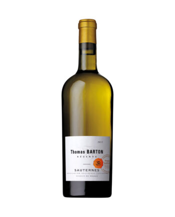 Thomas Barton Reserve Sauternes AOP 2011 ja 2014 75cl