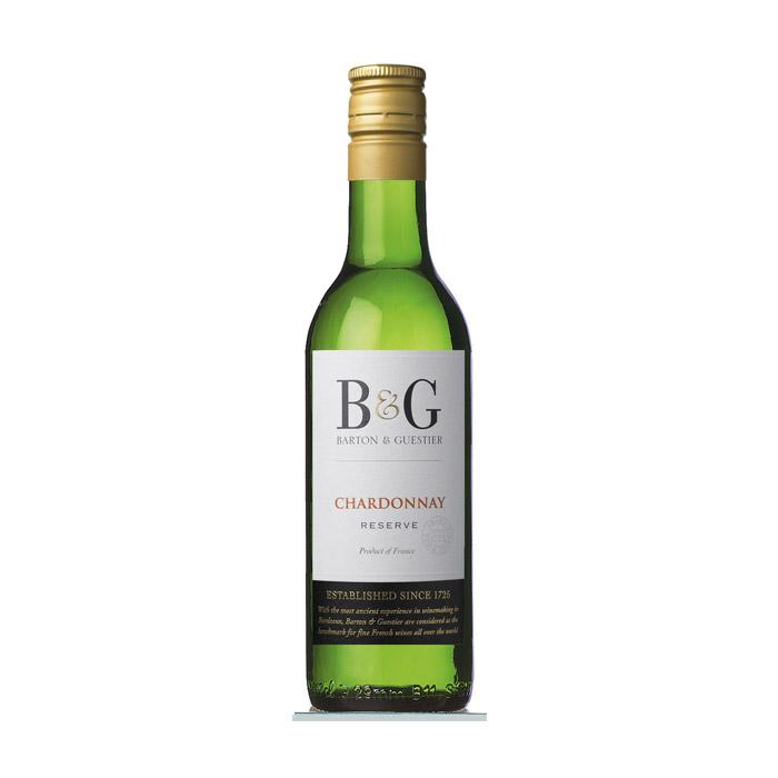 B&G Chardonnay Reserve 18,7cl