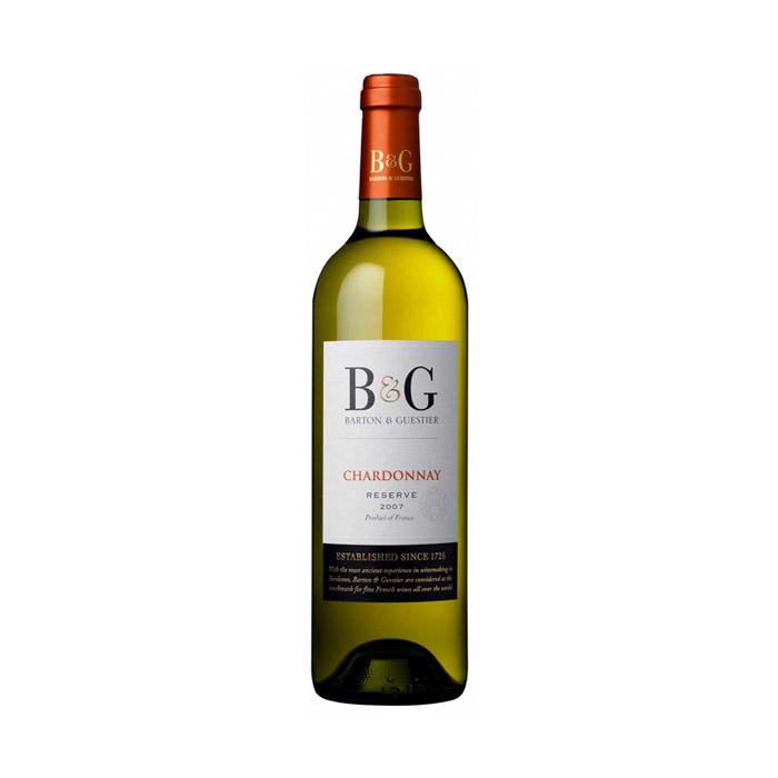 B&G Chardonnay Reserve 2016 75cl