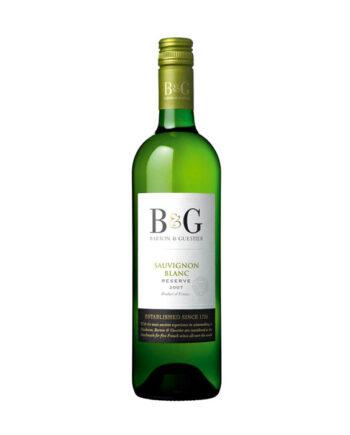 B&G Sauvignon Blanc Reserve 2016 75cl