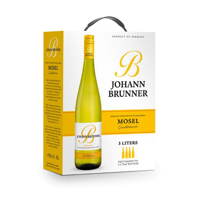 Johann Brunner Riesling Mosel 300cl