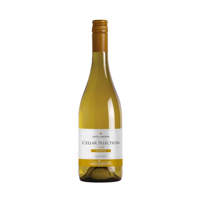 Santa Carolina Cellar Selection Chardonnay 2016 75cl