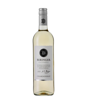 Beringer Classic Chardonnay 2015 ja 2016 75cl