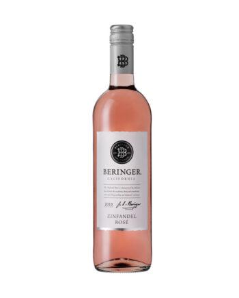 Beringer Classic Zinfandel Rose 2016 75cl