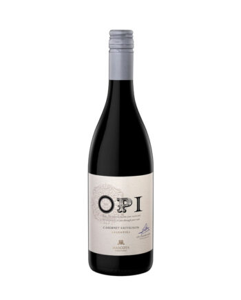 Mascota Vineyards Opi Cabernet Sauvignon 2015 ja 2016 75cl