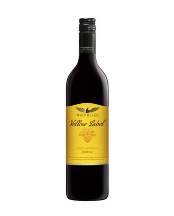 Wolf Blass Yellow Label Shiraz 2015 75cl