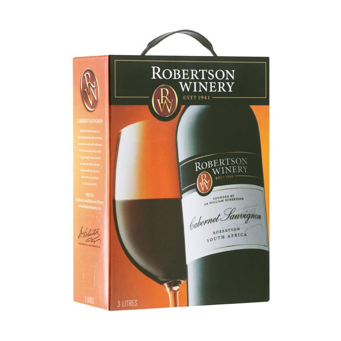 Robertson Cabernet Sauvignon BIB 300cl