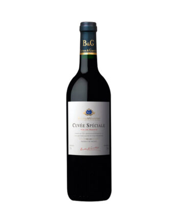B&G Cuvee Speciale Rouge 75cl