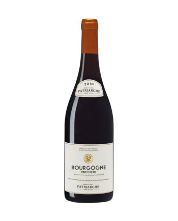 Patriarche Bourgogne Pinot Noir AOP 2013 ja 2015 75cl