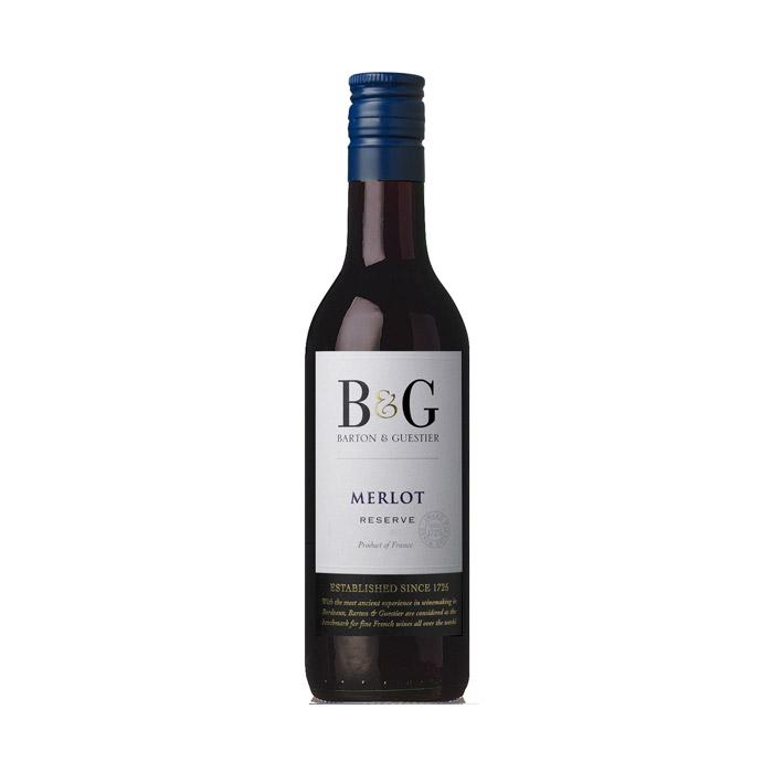 B&G Merlot Reserve 18,7cl