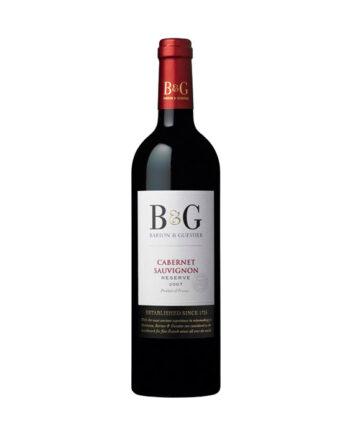 B&G Cabernet Sauvignon Reserve 2016 75cl
