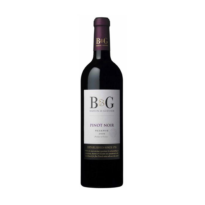 B&G Pinot Noir Reserve 2016 75cl