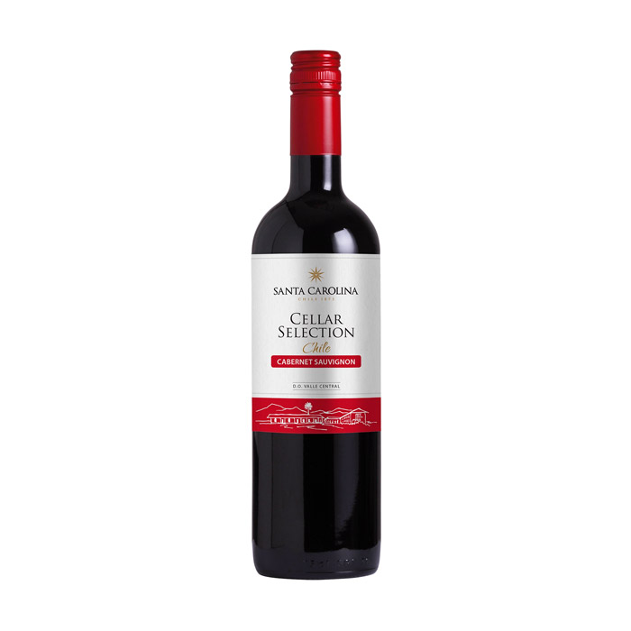 Santa Carolina Cellar Selection Cabernet Sauvignon 2016 75cl