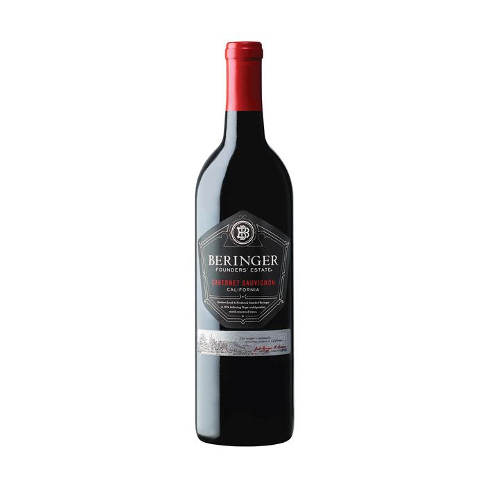 Beringer Founder's Estate Cabernet Sauvignon 2015 75cl