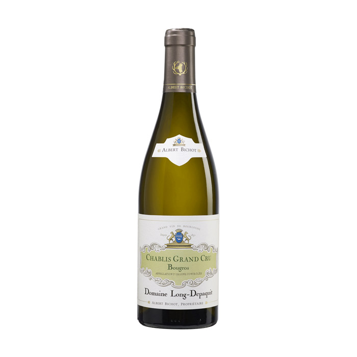 Chablis Grand Cru Bougros, Domaine Long-Depaquit, Albert Bichot 75cl