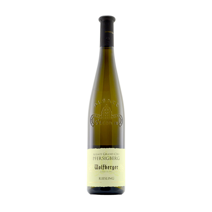 Riesling, Wolfberger, Pfersigberg, Alsace Grand Cru, 2014 75cl