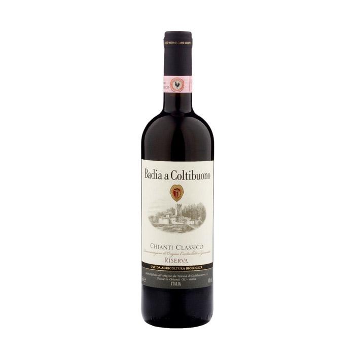 Badia a Coltibuono Chianti Classico Riserva, 1998 75cl