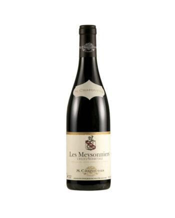 M.Chapoutier Les Meysonniers Rouge Crozes-Hermitage 2015