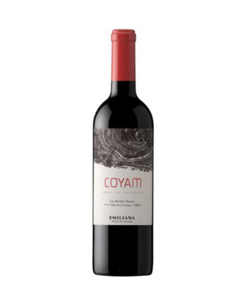Coyam, Organic Wine, Emiliana, Colchagua Valley, 2012 75cl
