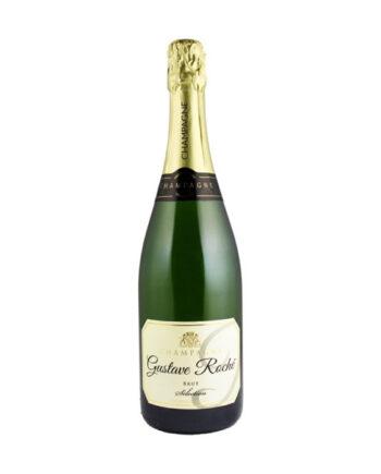 Champagne Gustave Roche Brut, Prantsusmaa 75cl