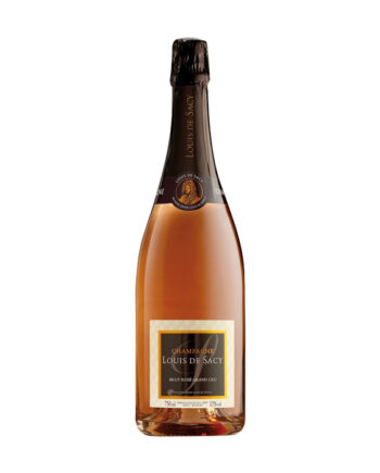 Champagne Rose Grand Cru, Louis De Sacy 75cl