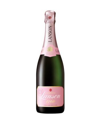 Lanson Champagne, Rose Label, Brut 75cl