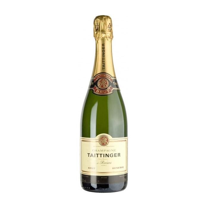 Champagne Taittinger, Brut Reserve 75cl