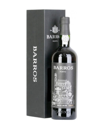 Portvein Barros Porto 20 Years Old Taw 75cl
