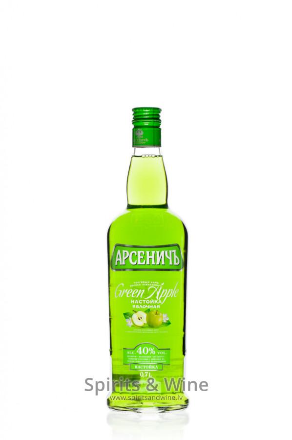 Arsenich green apple