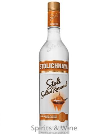 Stolichnaya Salted Caramel Premium