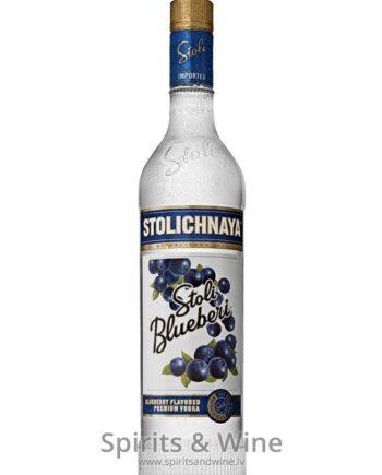 Stolichnaya Stoli Blueberi