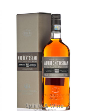 Auchentoshan Three Wood 0.7L