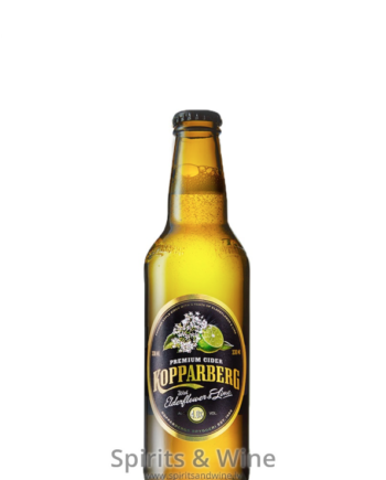 Kopparberg Elderberry Lime 0.33L