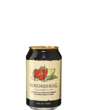 Rekorderlig Strawberry Lime 0.33L