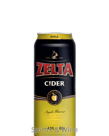 Zelta õunasiider 0.5L