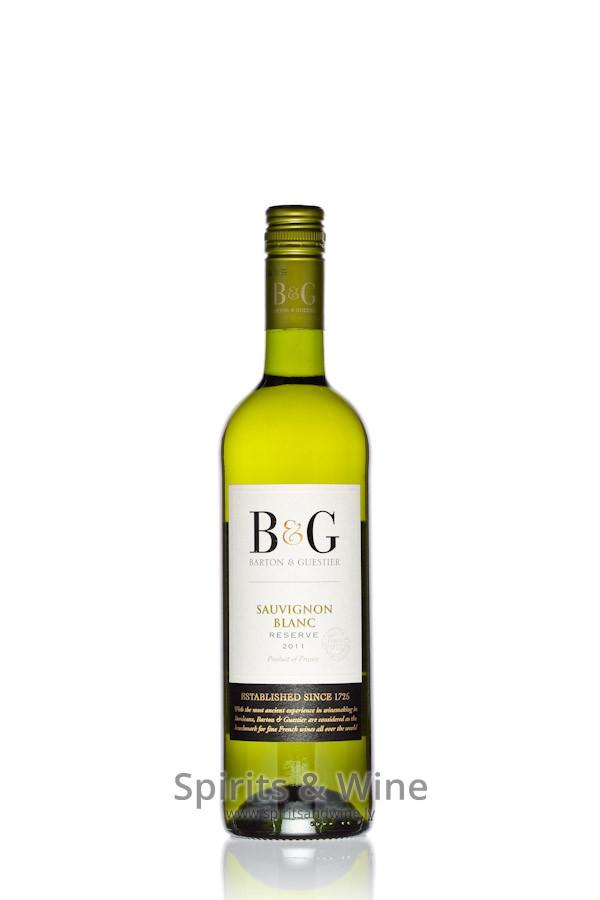 Barton&Guestier Sauvignon Blanc Reserve 0.75L 12%